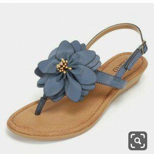 Rialto Denim (Blue) GALINA Sandals